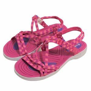 AIRWALK Pink Sandals 1